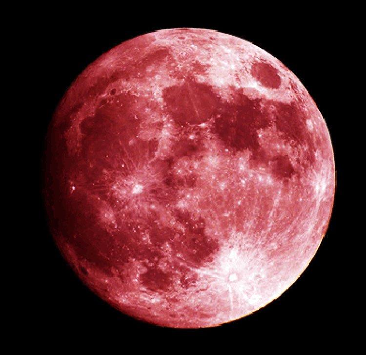 Las Lunas de sangre