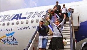 200.000 judíos retornan a Israel