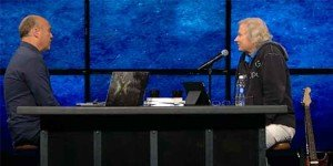 Don Stewart dijo al evangelista Greg Laurie