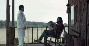 Comercial, Maradona visto como Dios ayuda a Noé