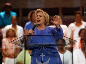Hillary Clinton religion